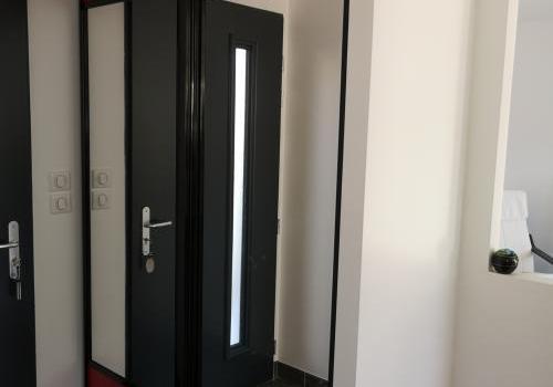 porte coulissante de placard